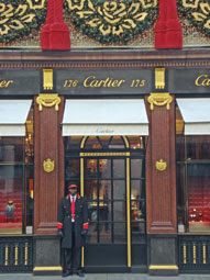 Cartier, Old Bond Street