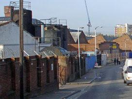 Cooks Road, E15