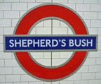 Shepherd's Bush roundel