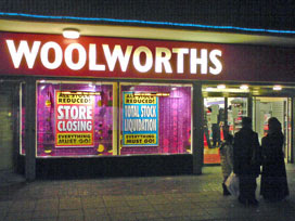 Woolworths, Chrisp Street E14