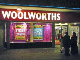 Woolworths, Chrisp Street E14
