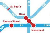 a bit of a rubbish tube map