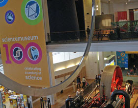 Science Museum, Energy Hall