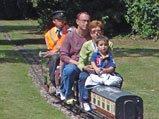 Brockwell Park railway
