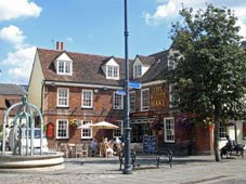 The White Hart, Hertford