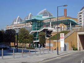 Imperial Wharf station