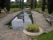 Italian Sunken Garden