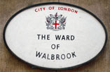 The Ward of Walbrook