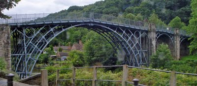 The Iron Bridge, Ironbridge