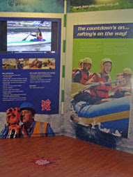 Lee Valley White Water Centre Information Centre
