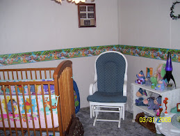 Some of Elina's room