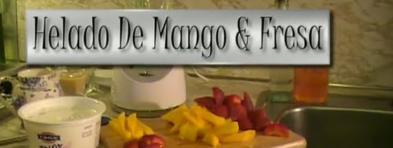 C mo hacer helado bajo en calor as v deo receta recetas for Crear cocina online