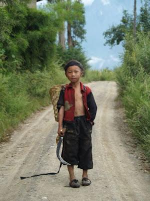 Zhang Da, Kisah Seorang Anak Teladan dari Negeri China/bambang-gene.blogspot.com
