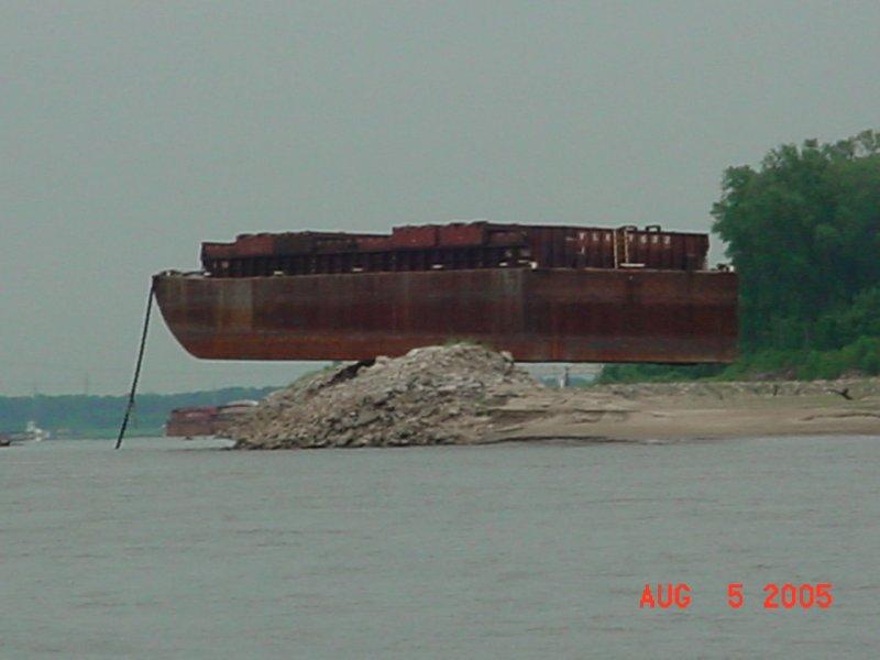 Ahoy Sailor Barge