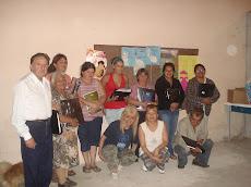 Alfabetización en los Barrios