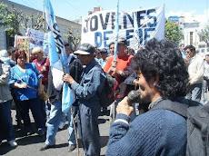 Movilización en La Matanza