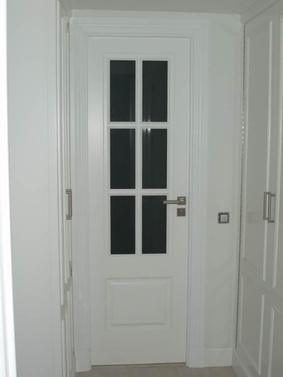 Puertas de interior lacadas en blanco muebles cansado for Puertas de interior lacadas en blanco precios