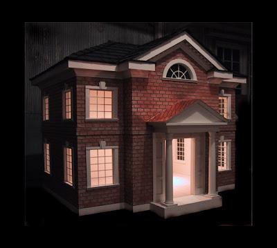 Dog House Designs. the Brick Estate Dog House
