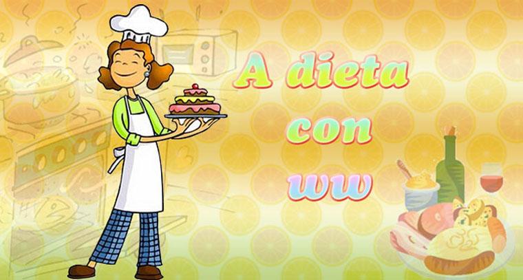 A dieta con ww
