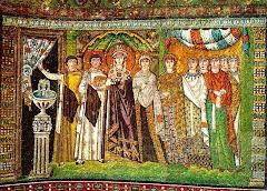 Teodora y su corte