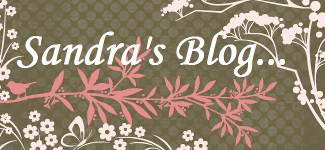 Sandra's Blog