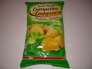 Patatas fritas receta campesina DIA - El blog de las marcas blancas