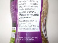 Salsa agridulce EROSKI | El blog de las marcas blancas (www.blog-marcas-blancas.blogspot.com)