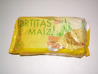 Tortitas de maíz Hacendado (www.BlogMarcasBlancas.com)