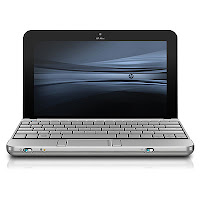 HP Mini 2140 Aluminum Notebook