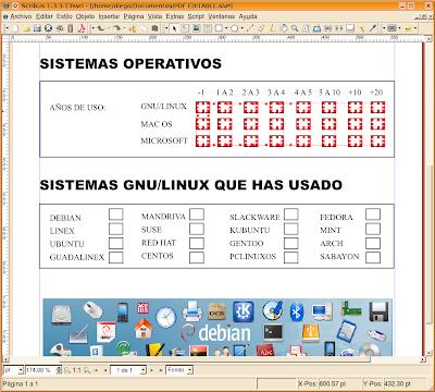 Como crear archivo pdf con campos editables