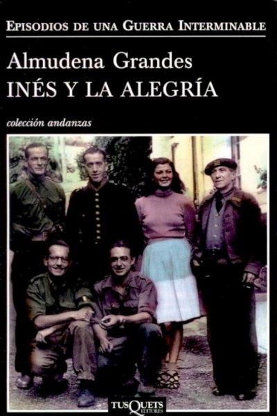 www.freelibro.com Inés y la alegría   Almudena Grandes