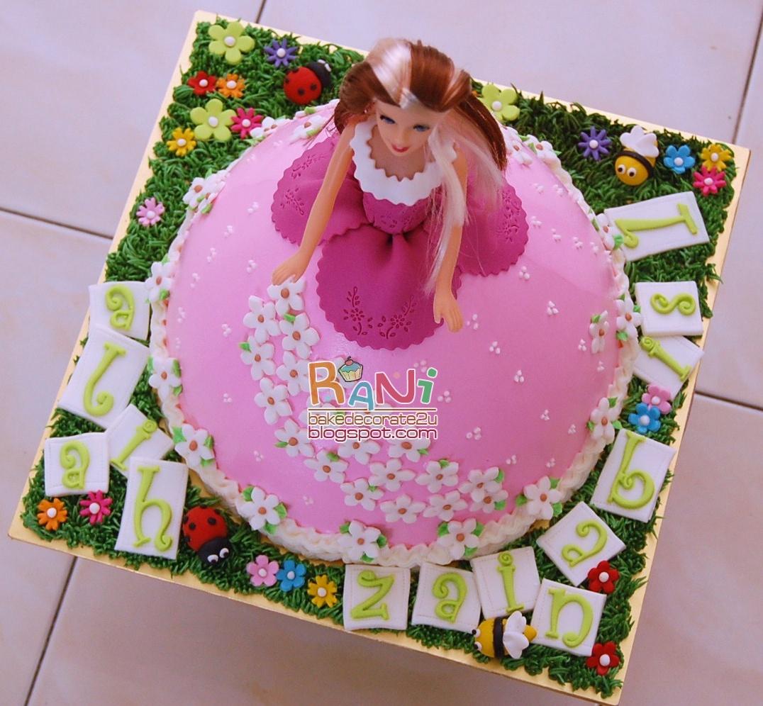 Cake Images Rani : Rani Canglun Delights: .:.barbie doll cake.:.
