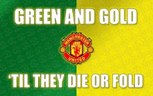 stand united - glazers out!