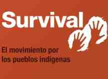SURVIVAL INTERNATIONAL DERECHOS HUMANOS