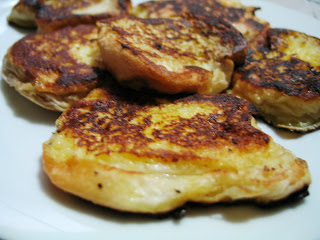French Toast Pan De Sal For Breakfast
