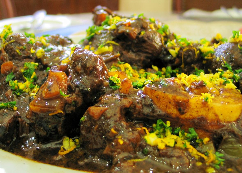 Pressure Cooker Osso Buco Milanese Recipes — Dishmaps