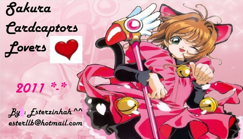 Sakura Card Captors♫♪  LOVERS