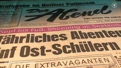 Ost-Schüler aus DDR geflohen