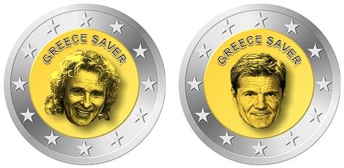 Sondermünzen: Hellas Deutscher Sommer