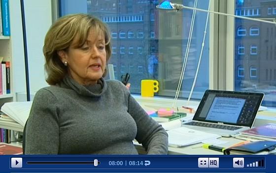 Das Interview mit Gisela Friedrichsen