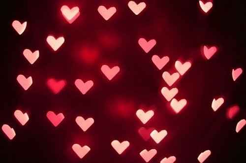 red hearts background tumblr - photo #3