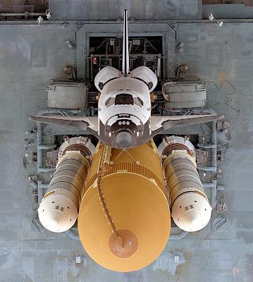 space shuttle launch. space shuttle Endeavour