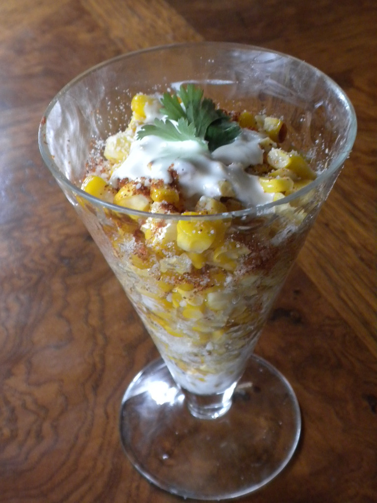Life is Delicious: Elotes or Roasted Corn with Lime and ...