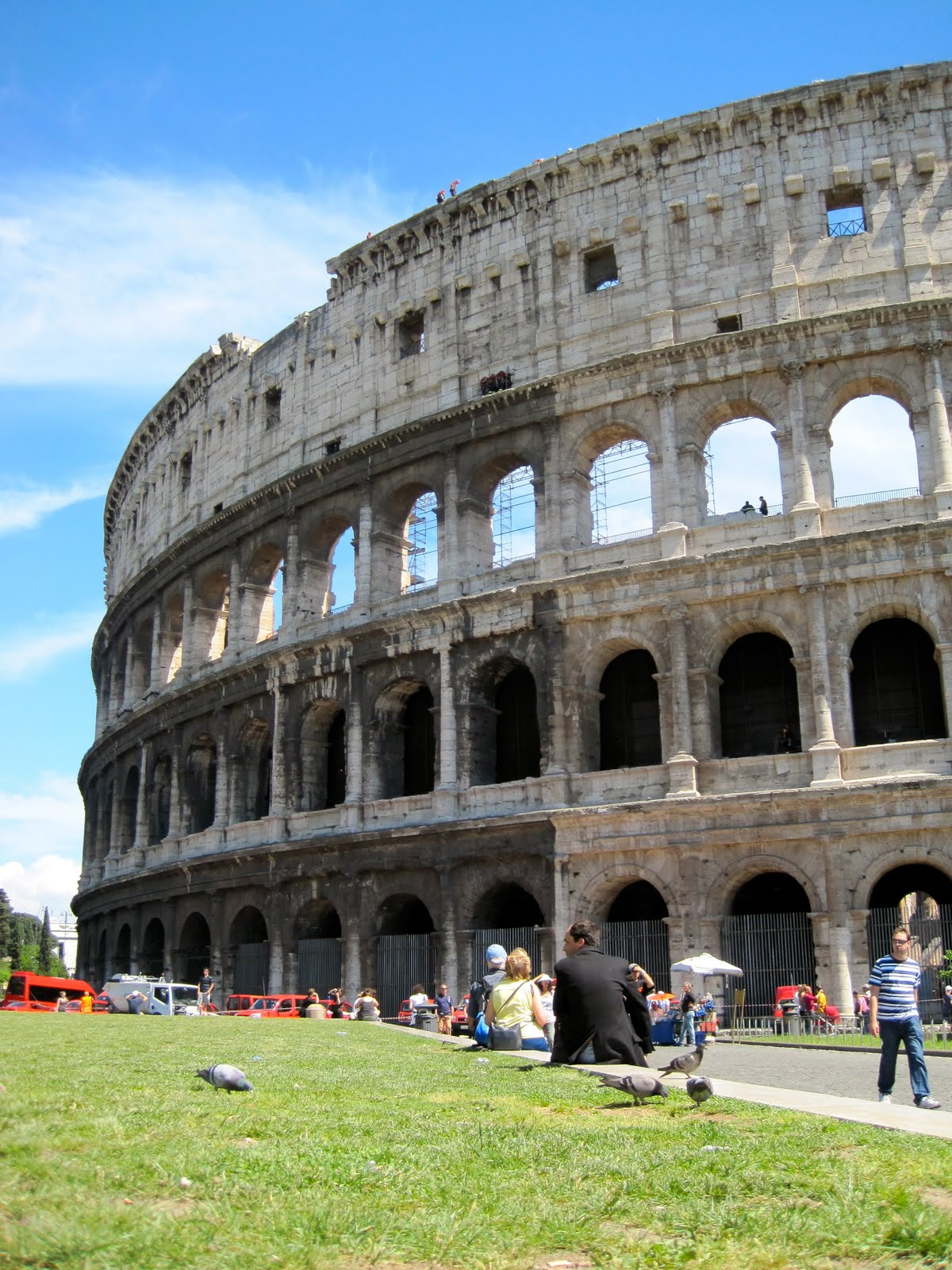 The Roman Colosseum Essay