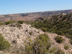 Palo Duro Canyon, near Amarillo, Texas