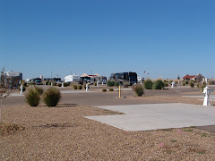 Oasis Campground, Amarillo, Texas