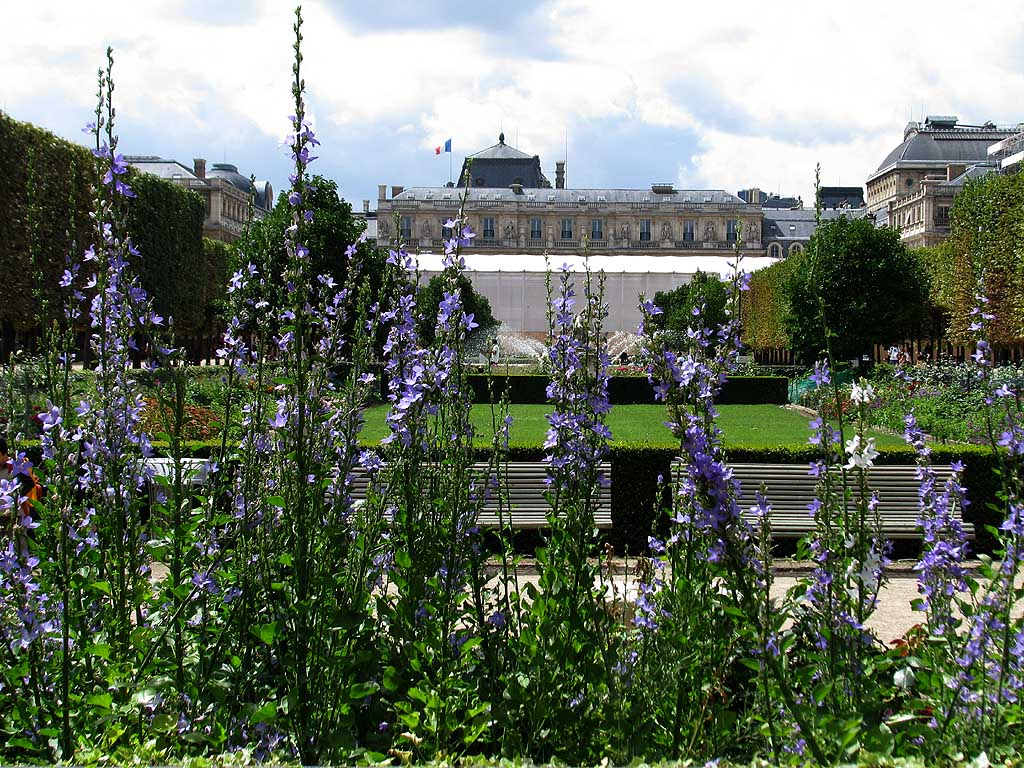 Gardens of Palais Royal, Paris
