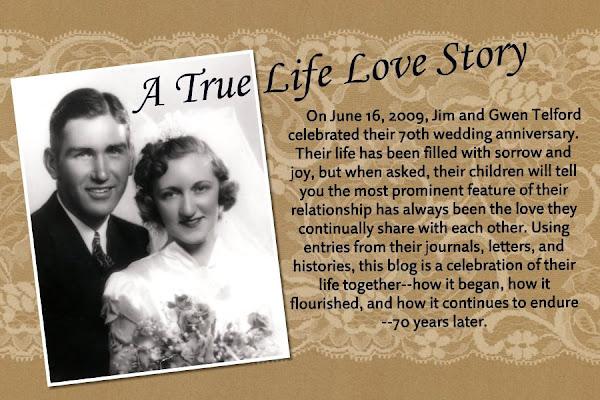 A True Life Love Story