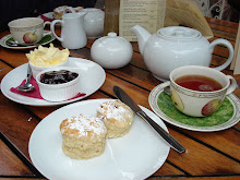 Mrs. Muffin&#39;s Cream Tea in Ledbury, England