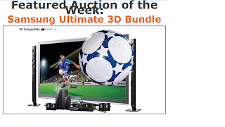 Quibids featured auctions